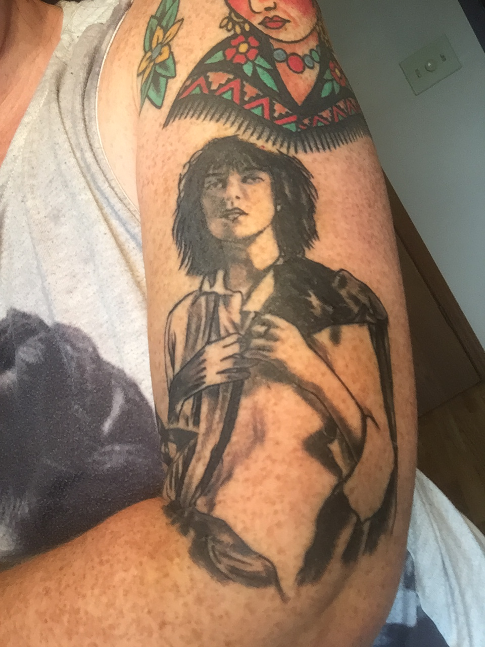 patti tattoo 2